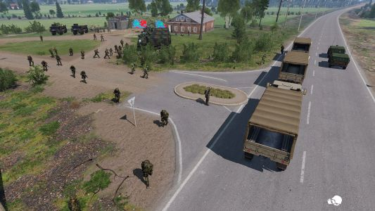 1RCC Joint Ops With 57 PLAYERS (New Records !) IBC+AIR+417RCT+UNCP+SPG