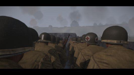 1er R.C.C Coop WW2 - DDAY ! (1)