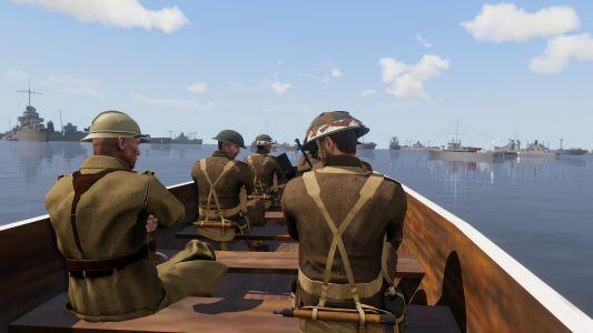 1er R.C.C Coop WW2 - Dunkerque - On S\'en Và Enfin