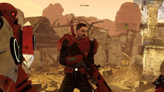 Campagne Pour Le Bien Suprême - M01 War Hammerhead 1