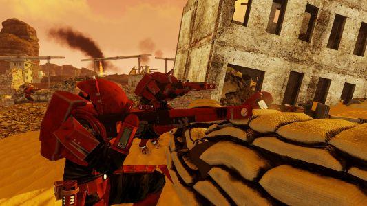 Campagne Pour Le Bien Suprême - M01 War Hammerhead 2