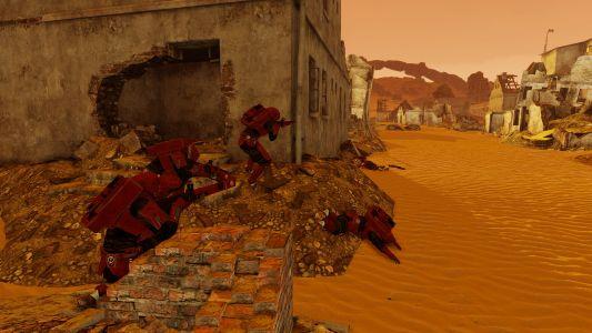 Campagne Pour Le Bien Suprême - M01 War Hammerhead 3