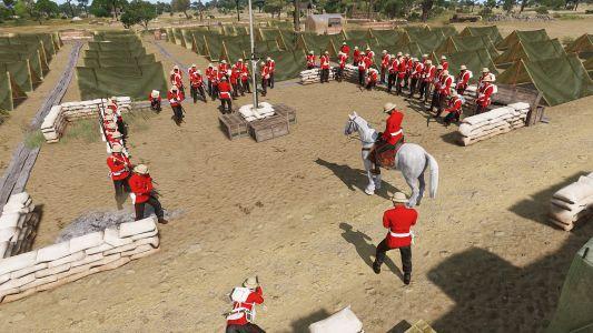 Joint Ops MultiClan - Zulu War La Bataille D\'Isandhlwana !