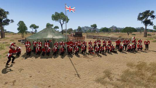 Joint Ops Zulu-War, 48 Joueurs De 7 Clans Diffèrent !