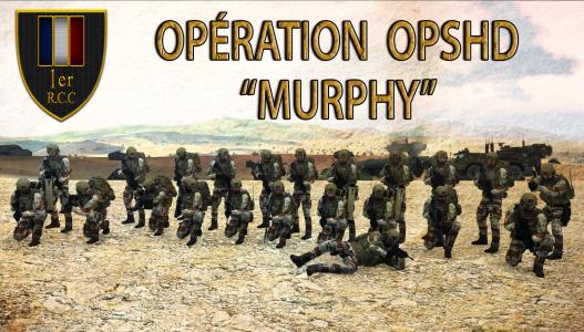 Opération OPSHD Murphy