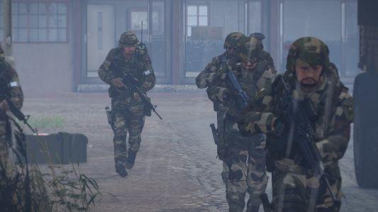 Opération Jaguar  New Warfare 1