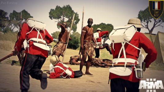Zulu War La Bataille D\'Isandhlwana ! Teaser 2